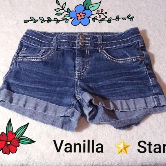 Vanilla Star Other - Vanilla 🌟 Star Jean's Short Size 14